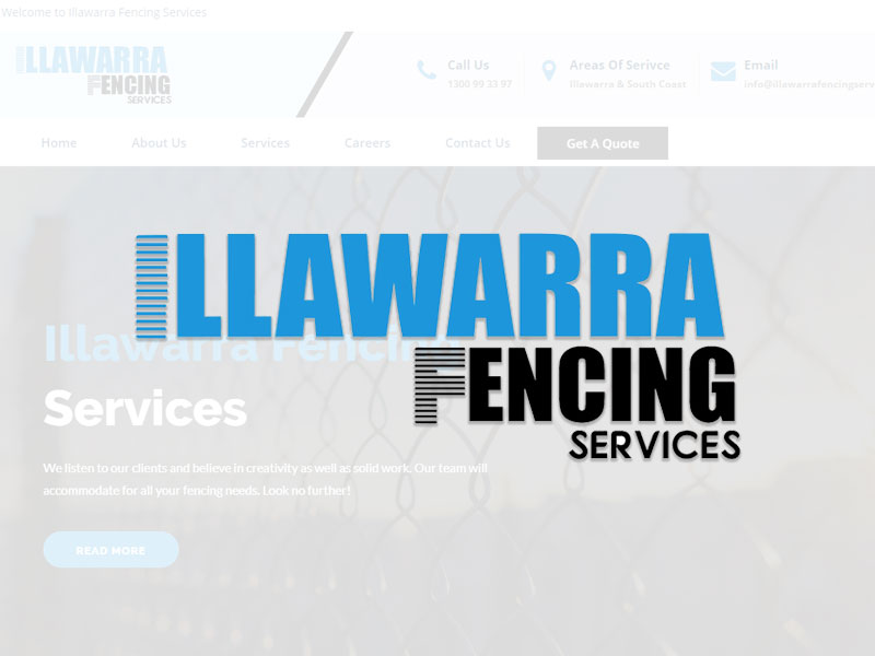 Professional fencing services in Wollongong, the Illawarra and South Coast.